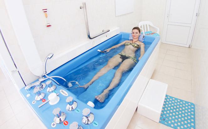 Радоновые ванны в санатории Пятигорска | Официальный сайт ...